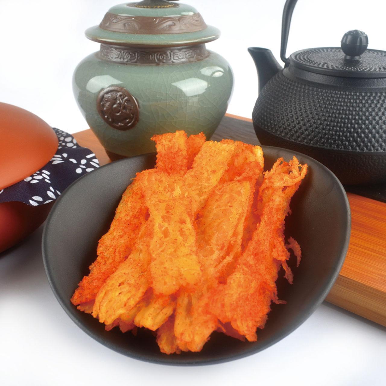 【麻辣切片】 茄萣名產 超好吃 快速出貨 福味珍
