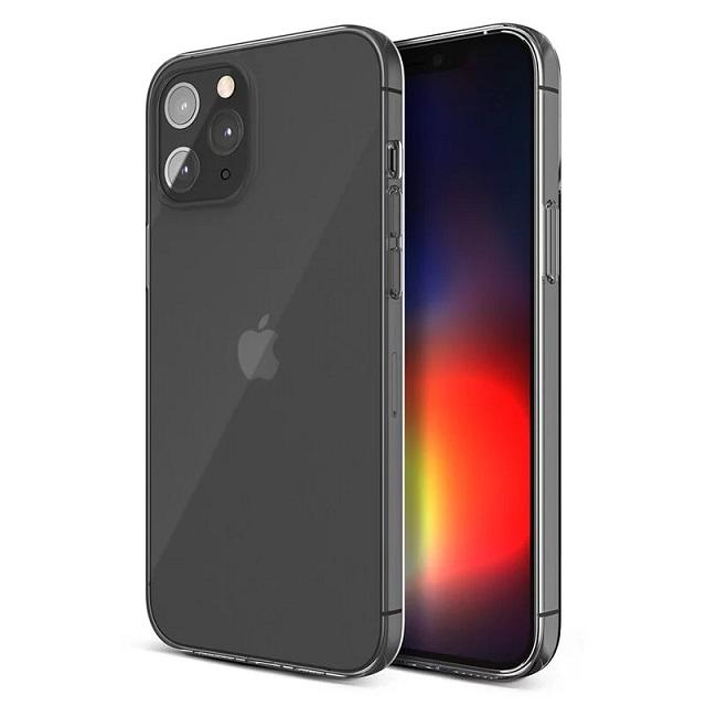 JTLEGEND iPhone 12/iPhone 12 Pro 晶透無痕保護殼-透明