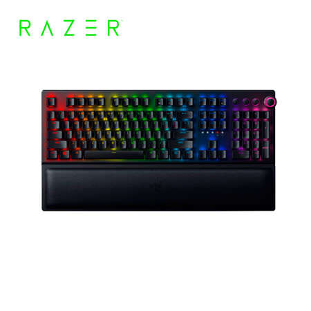 Razer 雷蛇 BlackWidow 黑寡婦 V3 Pro【黃軸】機械式 RGB 鍵盤