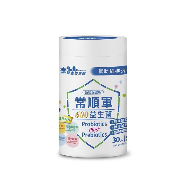 義美生醫 常順軍 益生菌(30包/罐)