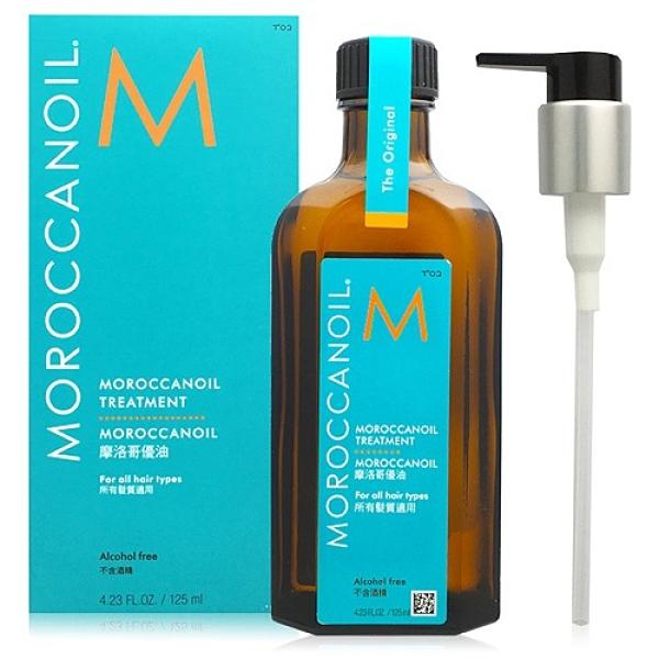 MOROCCANOIL 摩洛哥優油 125ml (原廠公司貨)