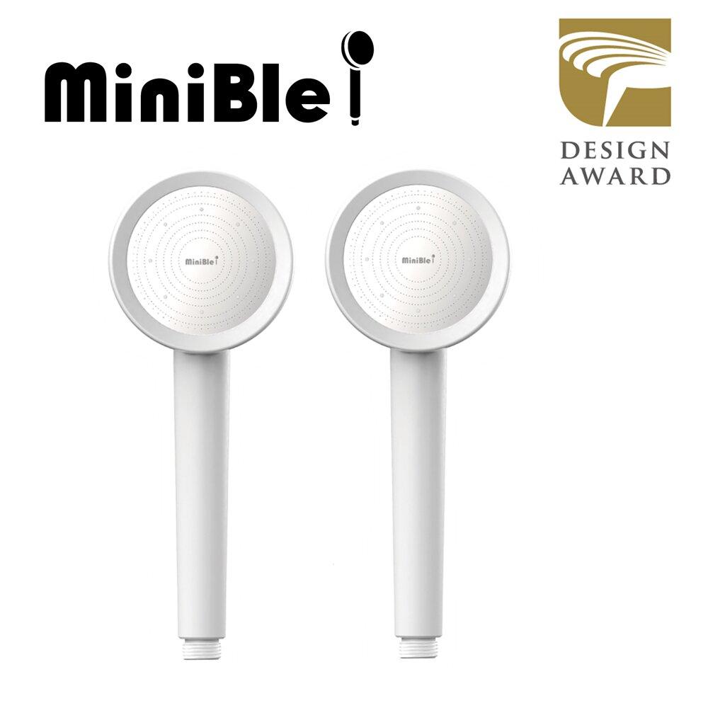 ★快速到貨★【2入組】 MiniBle i 除氯微氣泡蓮蓬頭