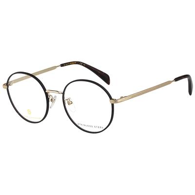 DAVID BECKHAM 貝克漢 光學眼鏡 (黑配金)DB1058F
