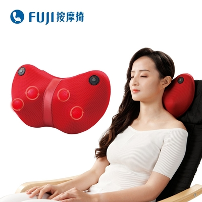 FUJI按摩椅 溫揉按摩機 按摩枕 FG-159(原廠全新品)