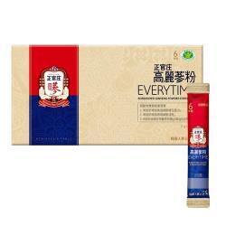 【正官庄】高麗蔘粉EVERYTIME 30入(健康食品認証幫助調節免疫力)