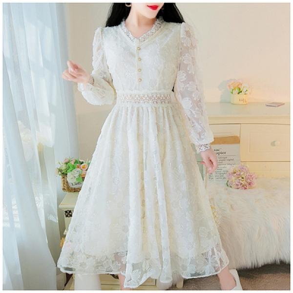 洋裝~3828#TCF1-09胖妞衣櫥