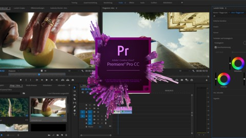 Adobe Premiere Pro: Der Videoschnitt-Crashkurs fr Anfnger