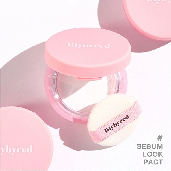 韓國 Lilybyred 超控油礦物質蜜粉餅 5.5g 控油蜜粉【小紅帽美妝】