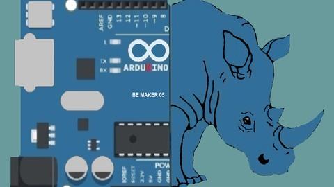 Be Maker 05. Elettronica e Robotica per Ragazzi con Arduino.