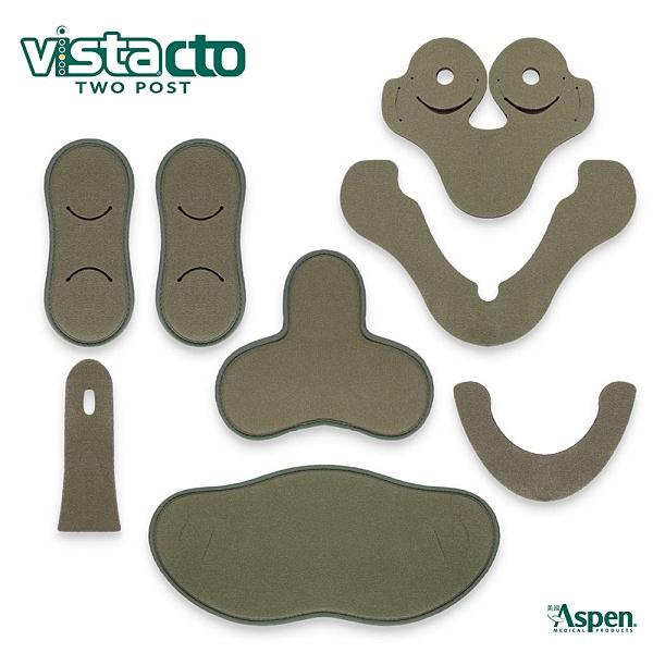 【Aspen 耶思本】美國Aspen Vista CTO、CTO4 頸胸椎固定架 專用墊片(耶思本脊椎裝具未滅菌)