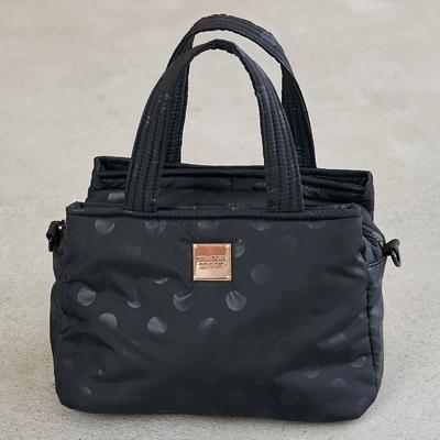 VOVAROVA-優雅雙用包-SHINY DOTTY(黑)