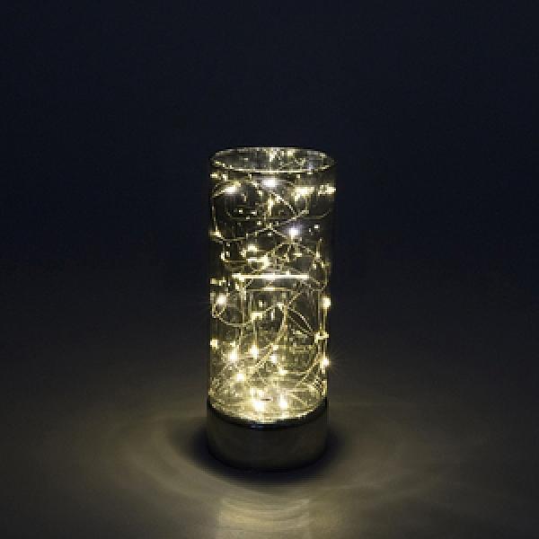 20燈LED玻璃圓筒造型燈(中)