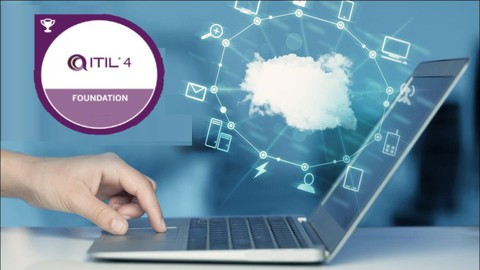 ITIL 4 Foundation Certification Exam Course [2021 Update]