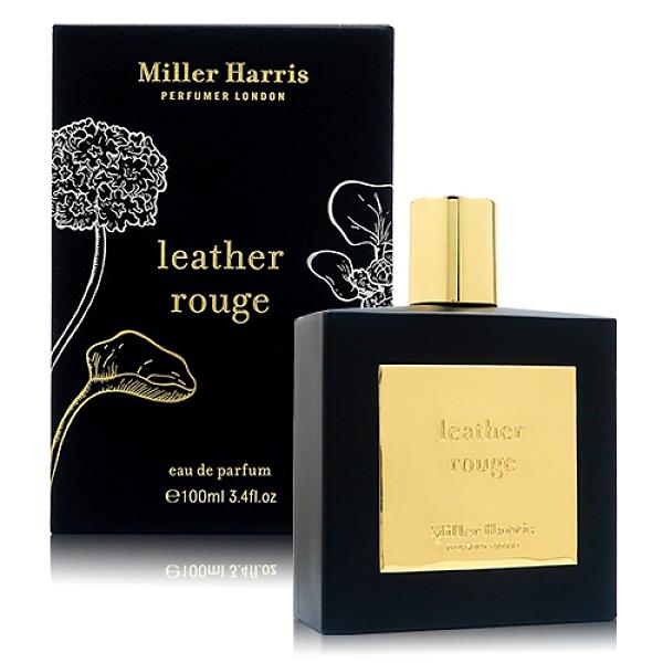 Miller Harris Leather Rouge 皮革炫彩(霓金麂絨)淡香精 100ml [QEM-girl]