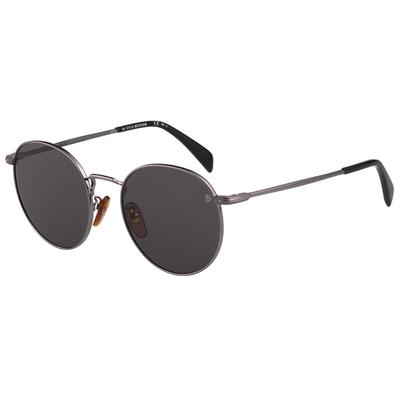 DAVID BECKHAM 貝克漢 太陽眼鏡 (槍色)DB1056FS