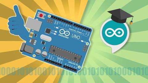 Aprende Arduino NIVEL 1 - Programacin y electrnica