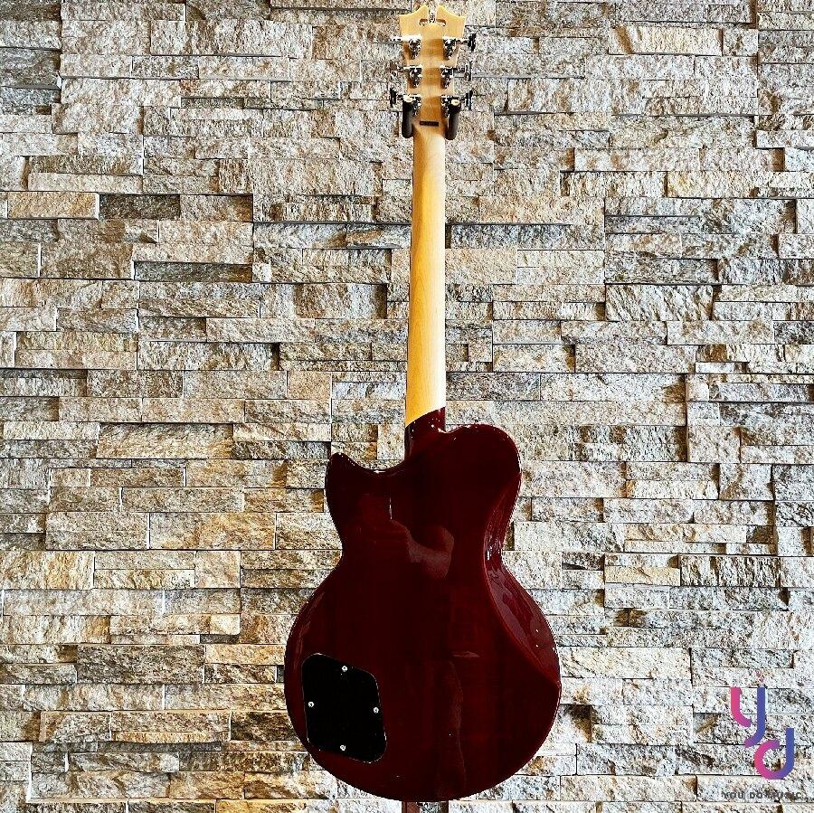 分期免運 贈千元配件 D'Angelico PREMIER ATLANTIC  電 吉他 特殊藍 搖滾 藍調 爵士