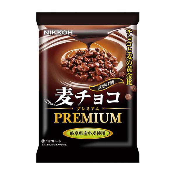 點數15%★食品飲料滿千–日幸小麥巧克力