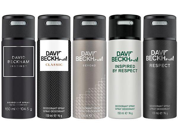 David Beckham 大衛貝克漢~同名香體噴霧(150ml) 款式可選【DS001371】