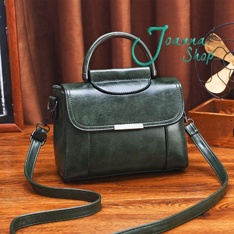 質感新款潮流韓版小資商務休閒手提斜背包-2Joanna Shop