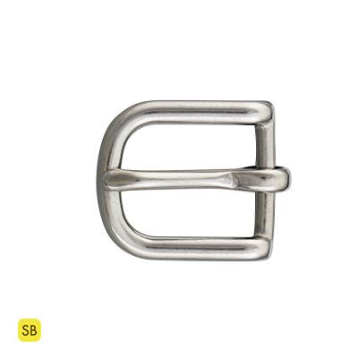 IVAN 16mm鎳色純銅帶扣11552-03