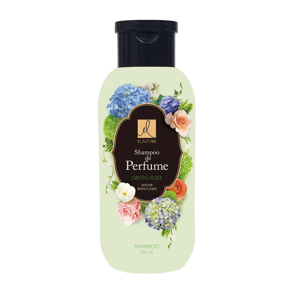 ES 綠野迷情奢華香水洗髮精 (200ml)