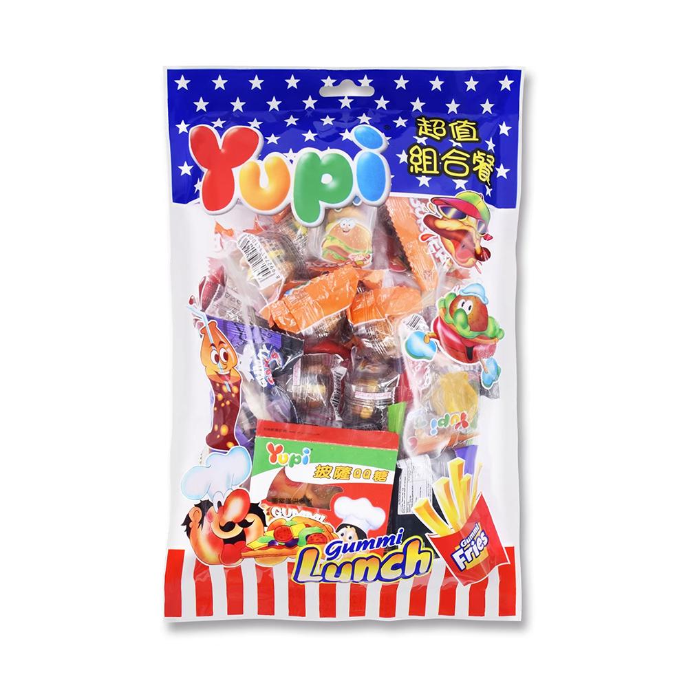 *呦皮超值組合餐QQ糖96g