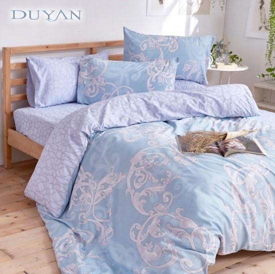 ★限時7折★床包枕套組-雙人 / 舒柔棉三件式 / 藍海寶藏 台灣製