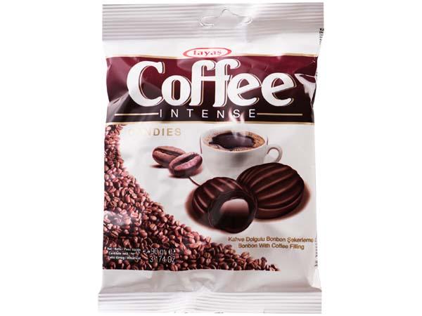 土耳其 Tayas 塔雅思~咖啡夾心糖(90g)【D173416】