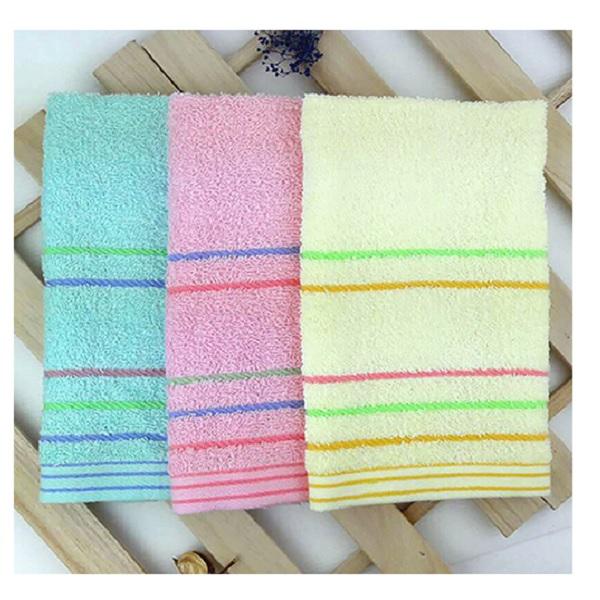 儂儂新色緞毛巾3入