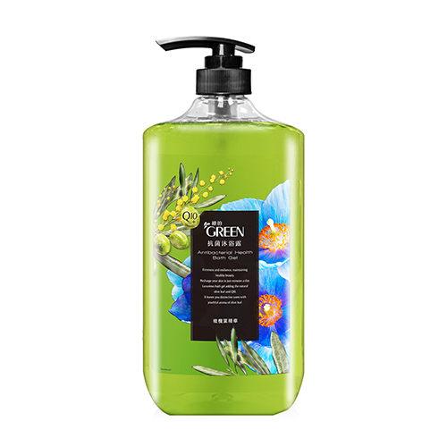 綠的抗菌沐浴露橄欖葉精華1000ml