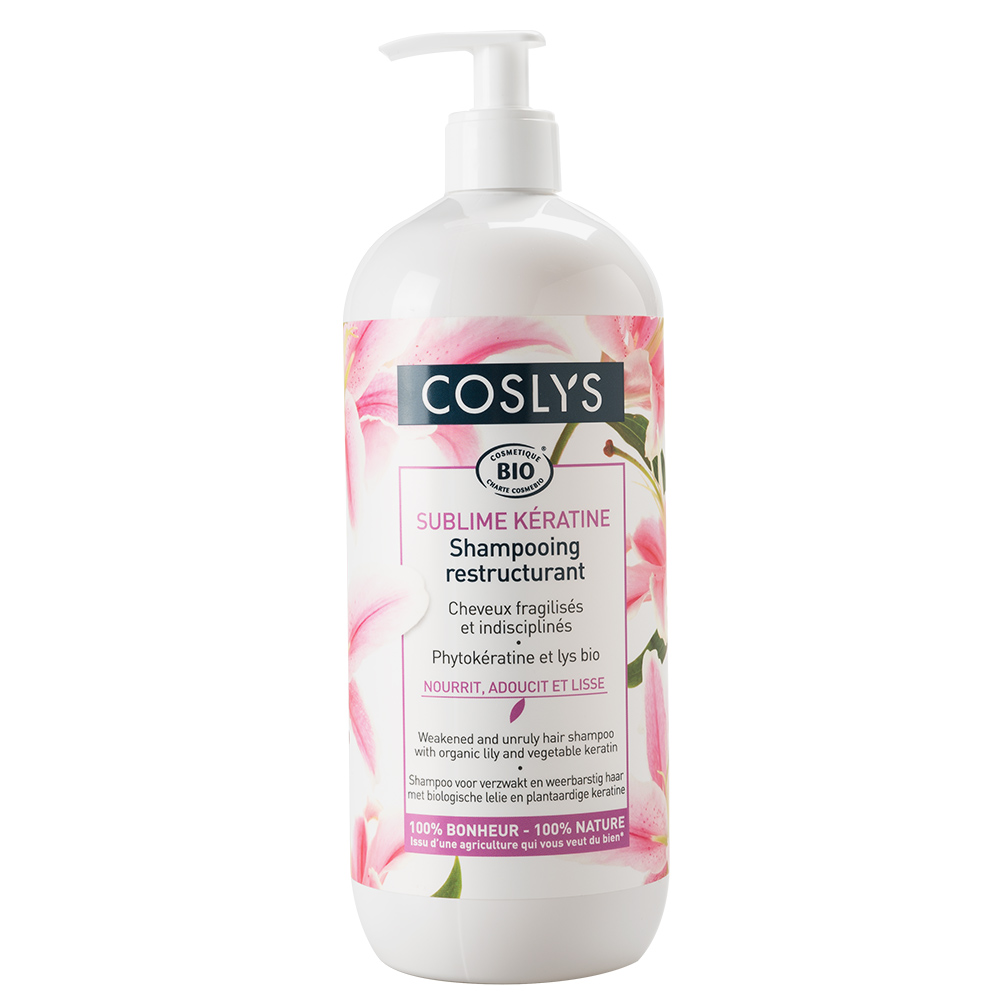 COSLYS|草本洗髮精(角蛋白) 1000ml (2021/12即期)
