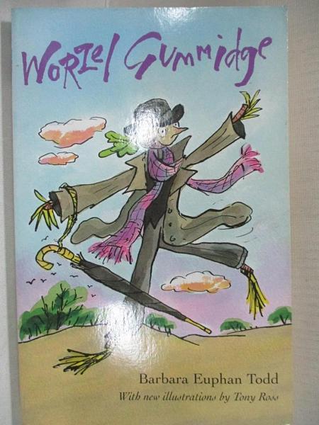 【書寶二手書T1/兒童文學_C31】Worzel Gummidge_Barbara Euphan Todd