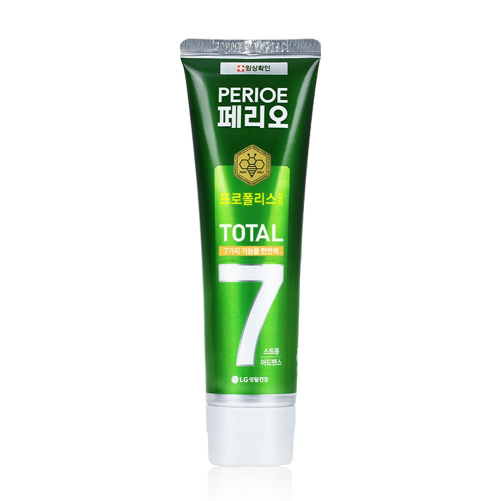 倍麗兒 7效蜂膠牙膏-沁涼綠120g