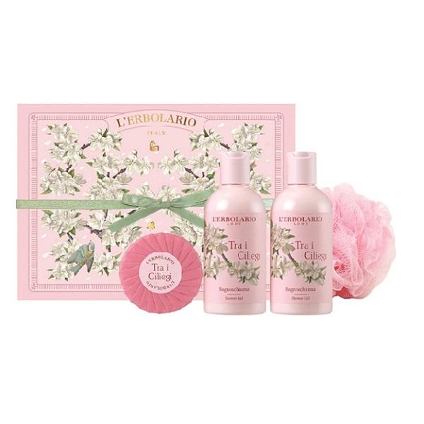 (預/宅)L'ERBOLARIO蕾莉歐-蕾莉歐櫻花樹甜蜜禮盒