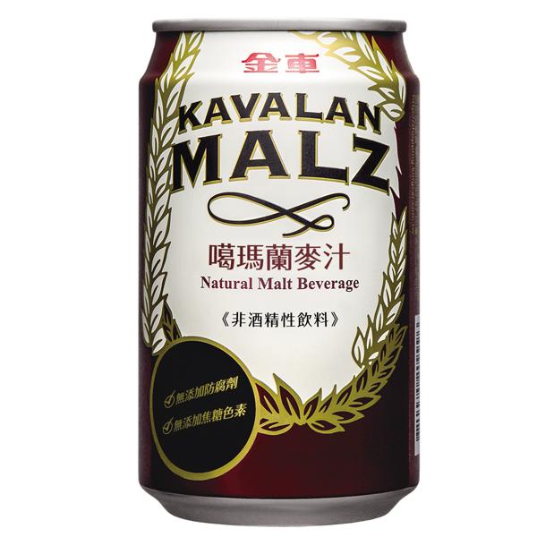 噶瑪蘭麥汁(310ML)