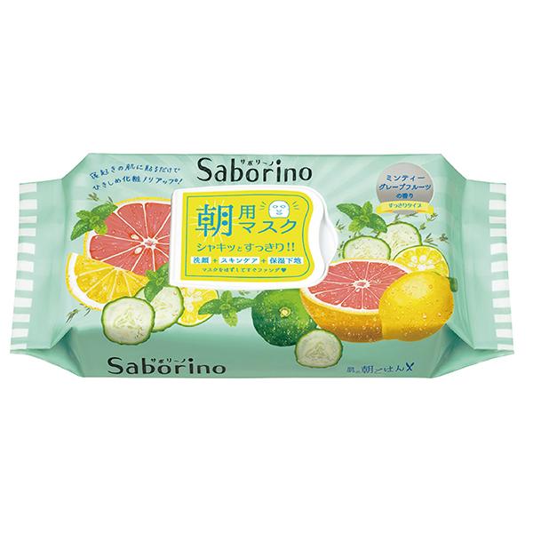 BCL Saborino早安面膜(清爽型)32枚入