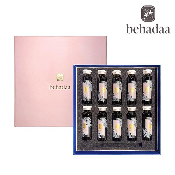 【Behadaa】流行鏈球菌發酵物 口服玻尿酸安瓶10瓶/盒