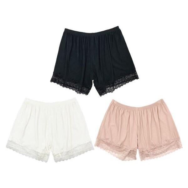 寂寞的海冰絲羅紋安全褲(1件入)【小三美日】 DS001319