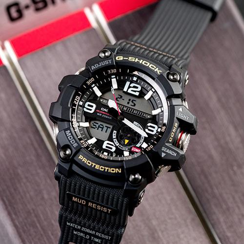 【下單抽・兩千元商品卡】現貨 G-SHOCK MUDMASTER GG-1000-1A 強悍多功能運動錶 數位羅盤 防泥抗塵 GG-1000-1ADR 手錶 小泥王 熱賣中!