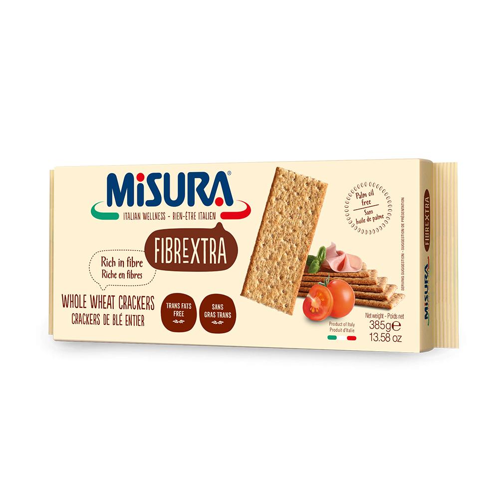 *MISURA 全麥蘇打餅385g