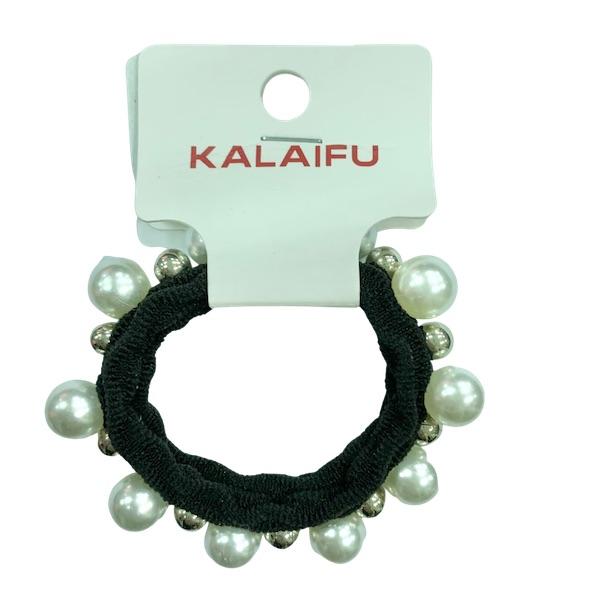KALAIFU 珍珠毛巾圈-002 49