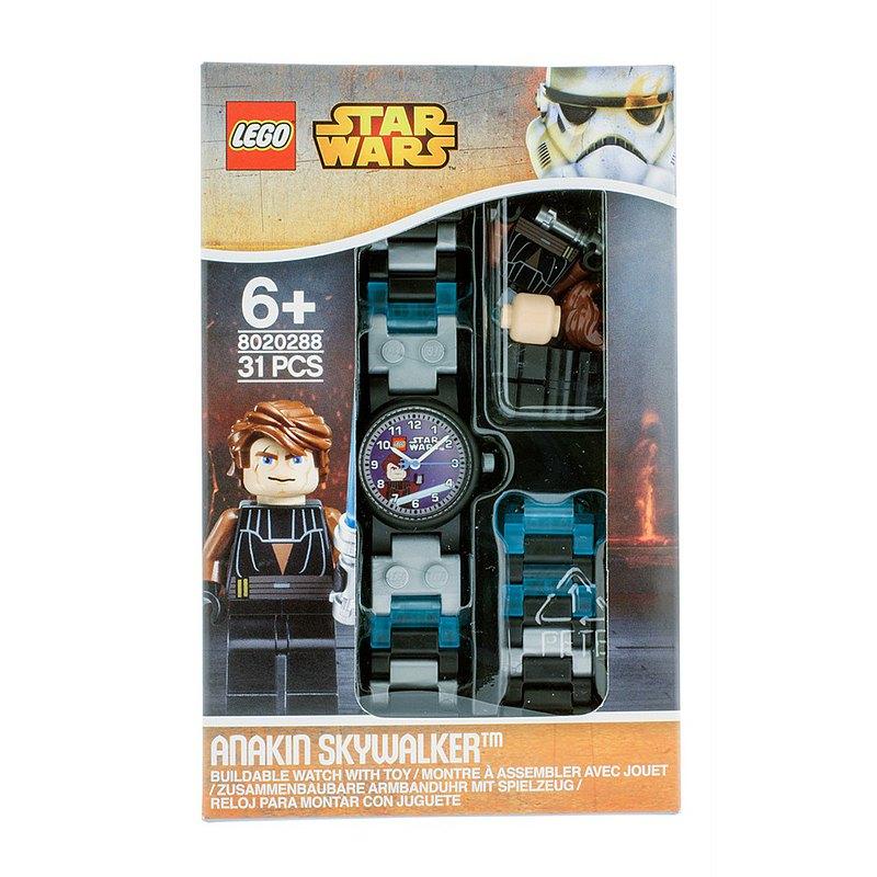 LEGO樂高手錶-星際大戰Anakin 8020288