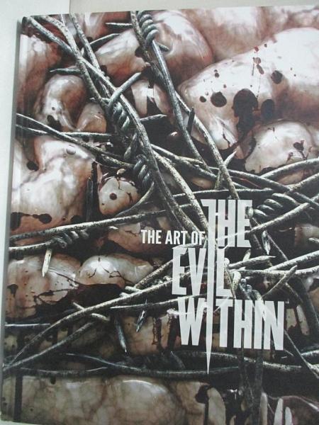 【書寶二手書T1/電玩攻略_EVY】The Art of The Evil Within_Marshall, Dave (EDT)