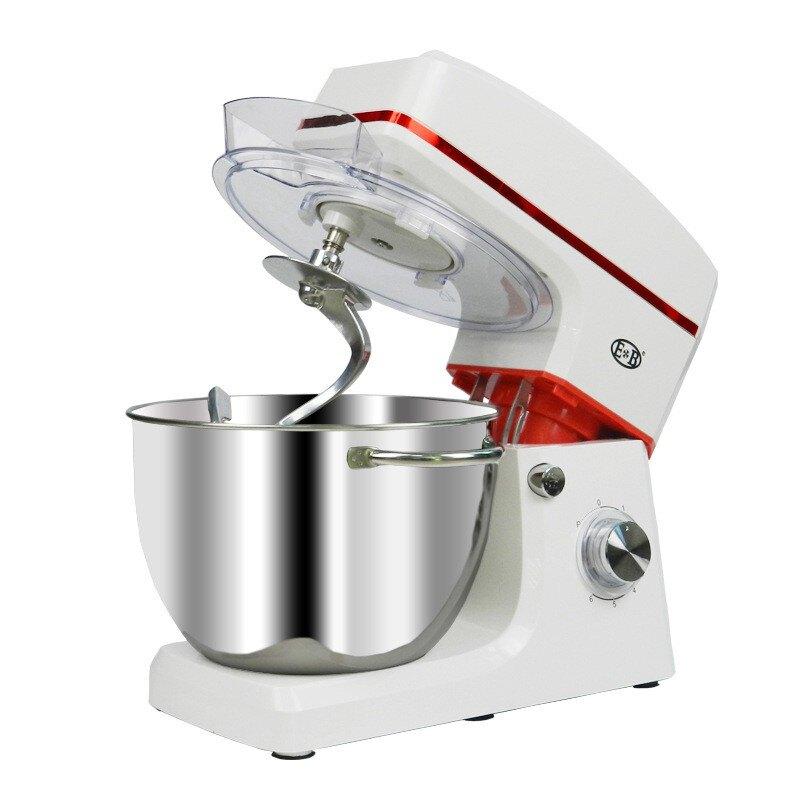 廚師機 和面機110V電壓 1200W大功率廚師機8L商用揉面家用攪拌機