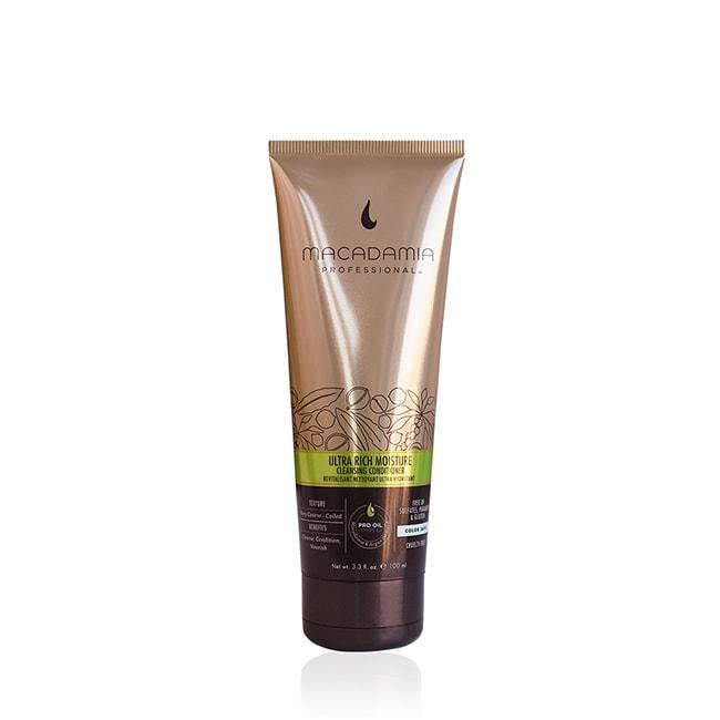Macadamia Professional 瑪卡奇蹟油 超潤澤潔淨潤髮乳 100ml(公司貨)