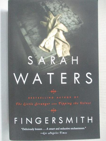 【書寶二手書T1/兒童文學_C1P】Fingersmith_Waters, Sarah