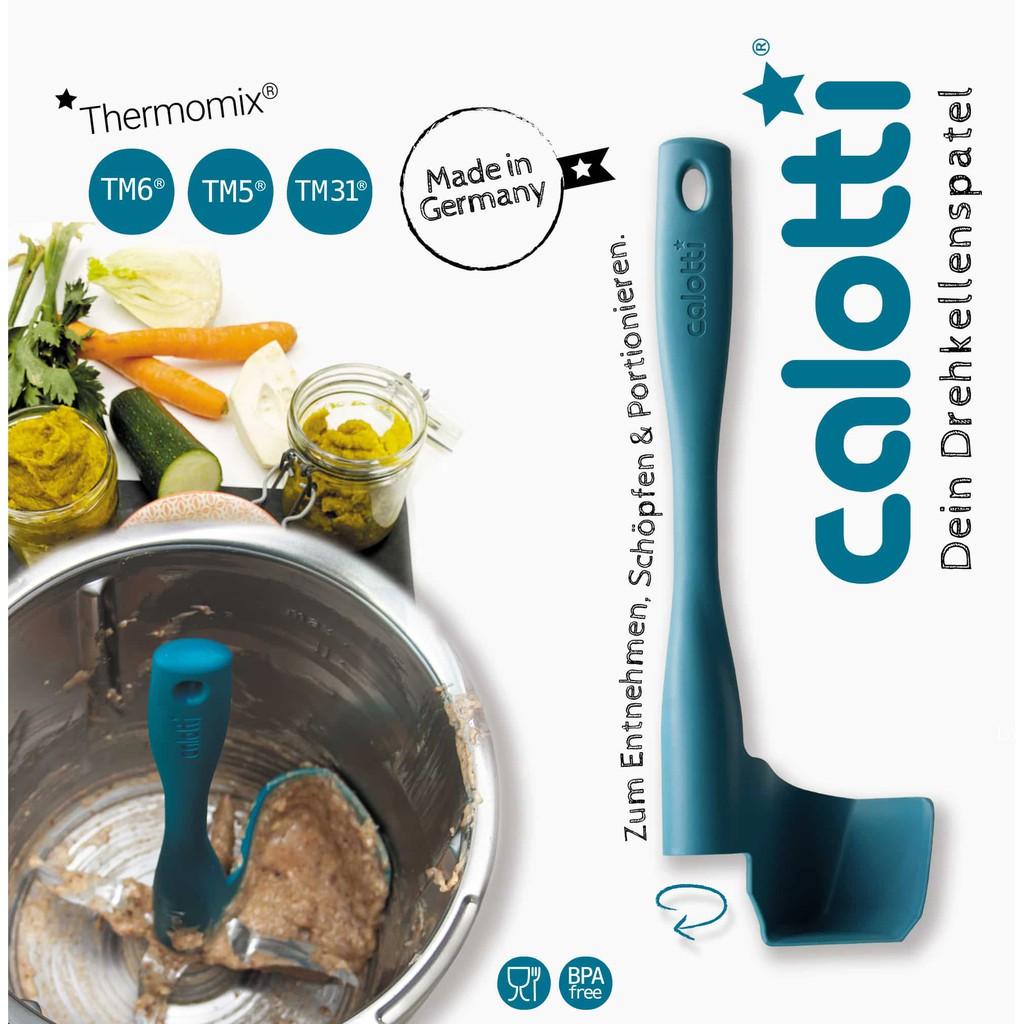 德國製Calotti旋轉刮刀 適用美善品多功能調理機(小美機)Thermomix TM5/TM6/TM31