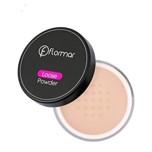 Flormar控油蜜粉柔膚001