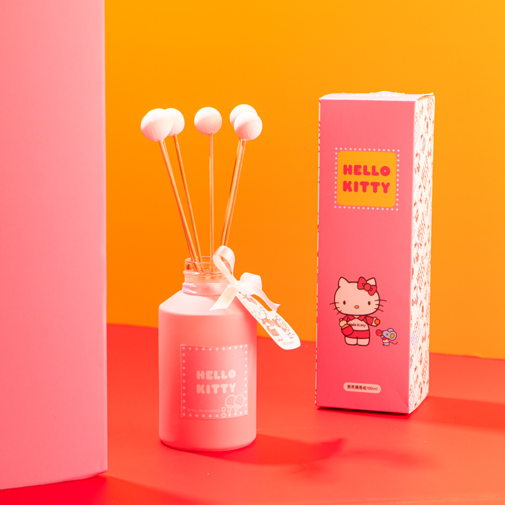 Hello Kitty擴香組-桌球